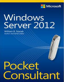 MCSE2-Windows Server 2012 Pocke